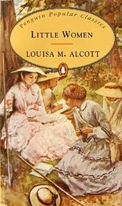 5. Little Women — Louisa Mae Alcott (1868)