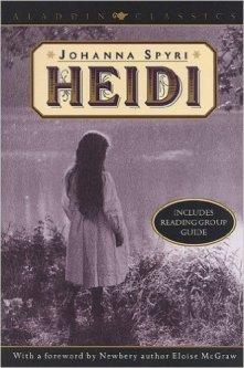 6. Heidi — Johanna Spryi (1881)