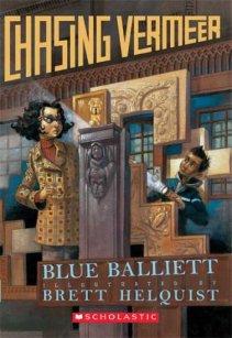14. Chasing Vermeer — Blue Balliett (2004)