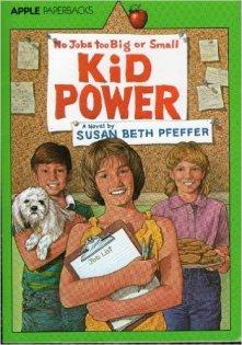 4. Kid Power — Susan Beth Pfeffer (1977)