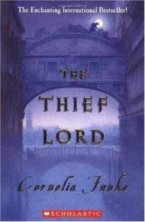 20. The Thief Lord — Cornelia Funke (2000)