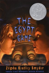 12. The Egypt Game — Zilpha Keatley Snyder (1967)