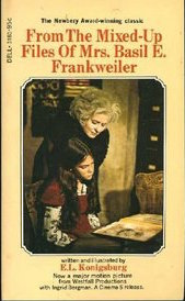 18. From the Mixed-Up Files of Mrs. Basil E. Frankweiler — E.L. Konigsburg (1967)