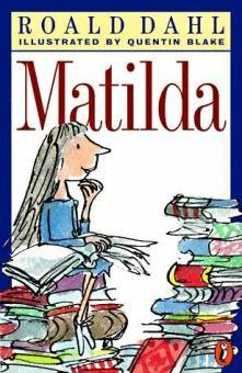 1. Matilda — Roald Dahl (1988)