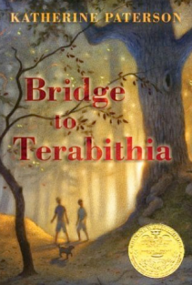 8. Bridge to Terabithia — Katherine Paterson (1977)