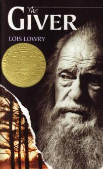 15. The Giver — Lois Lowry (1993)