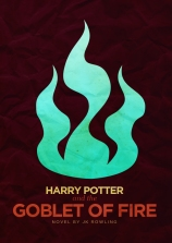 Detail: the Goblet of Fire