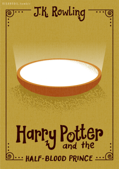 Detail: Dumbledore's Pensieve